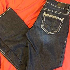 Buckle Daytrip Virgo Bootcut Jeans